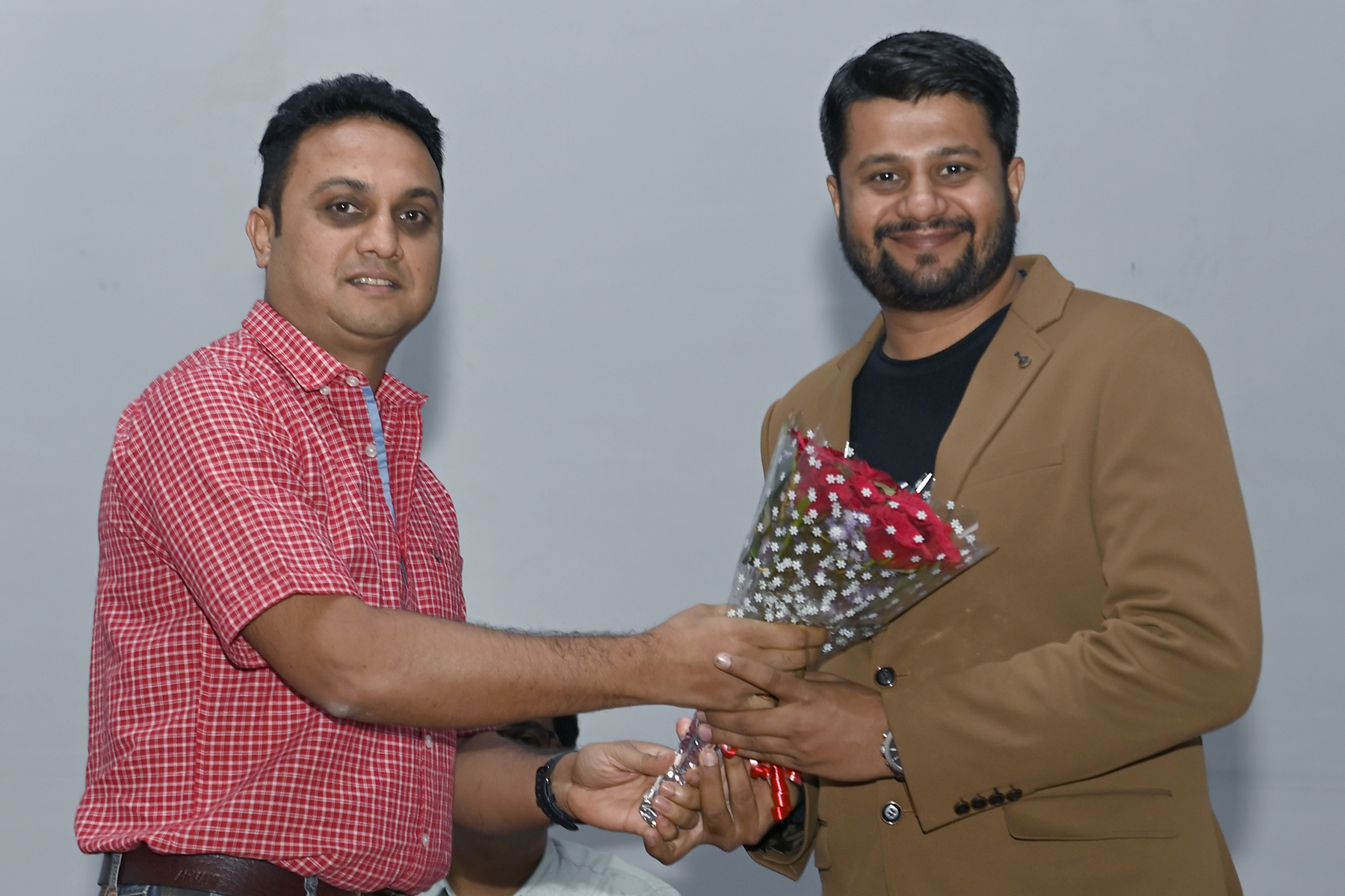 Some Pictures Of Seminar At Belgaum Foundry Cluster, Belgaum, Karnataka